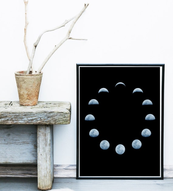 Wall Decor Monochrome
