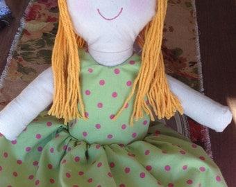 Perfect Little Girl's Doll-customizable