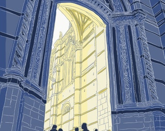 Siena Print