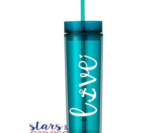 Navy Tumbler. Sailor America Veteran Hero Homecoming Deployment Milso wife girlfriend fiance Veteran Patriotic Troops