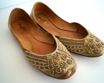 Indische Schuhe Frauen