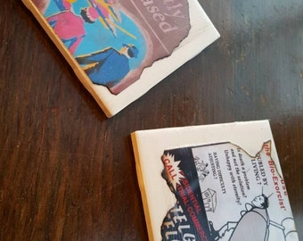 Set of 2 Beetlejuice Movie Coasters