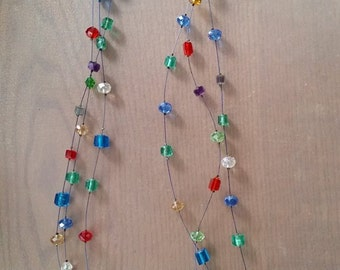 African Summer Nights Necklace