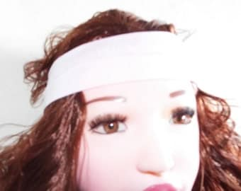 PINK - Head Band - Stretchable, Soft, Comfortable & Stylish