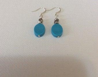 FEB. SALE Turquoise Earrings