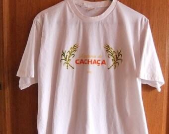 T Shirt - Rio de Janeiro -Academia do Cachaca