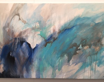 Abstract painting, large wall art, abstract art, acrylic, modern art, contemporary art, painting, abstract painting, large wall art