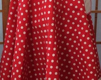 Skirt that goes Full Circle