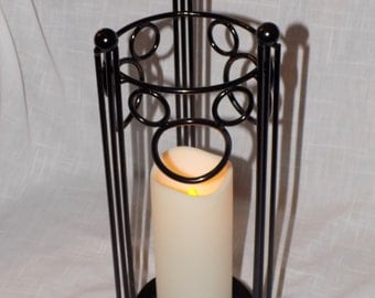 Mickey Mouse Icon Faux Candle Light