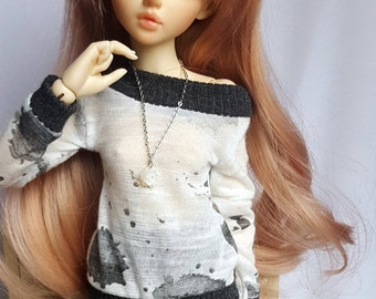 BJD 1/4 MSD, slim sweater/ sweatshirt for Minifee, Unoa or other sizes