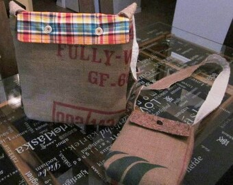 Handmade Coffee Bean Purses & Bags