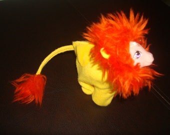 Free Shipping! RARE My Little Pony Wear Lion Suit Costume Outfit MLP