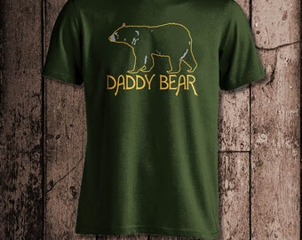 Daddy Bear | Men's tshirt