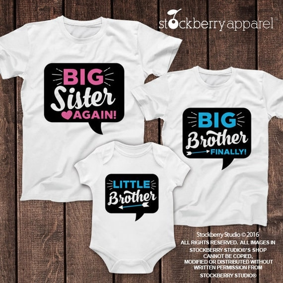 Package included:1* Big Brother Outfits Set or 1* Little Brother Outfits Set. Fayfaire Big Brother Shirt Outfit: Boutique Quality Pregnancy Announcement Newest Big Bro 2T-4T. by Fayfaire. $ - $ $ 12 $ 13 24 Prime. FREE Shipping on eligible orders. Some sizes are Prime eligible.