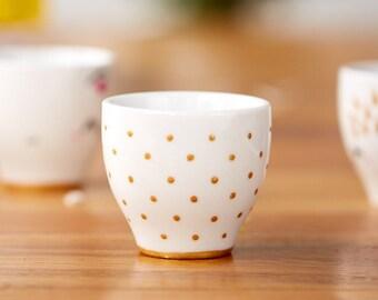 Polka dot - Espresso cup