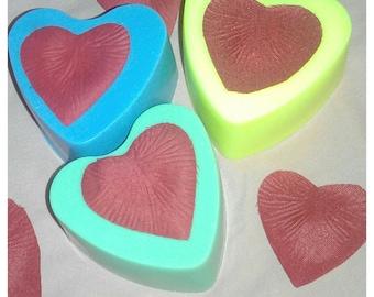 Joyful Hearts, Shea and Mango Butter Soap