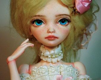 Angelica, A-series BJD head