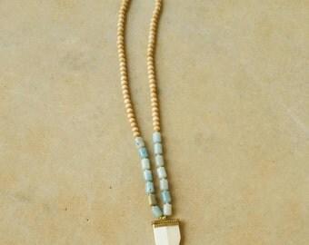 Abingdon Beaded Necklace