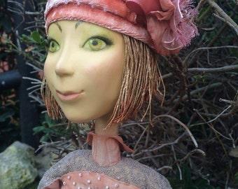 "Doll ""Ashy Rose"""