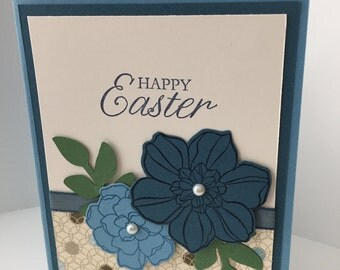 Stampin Up Handmade Easter Card