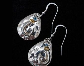 Hook Spinner Earrings