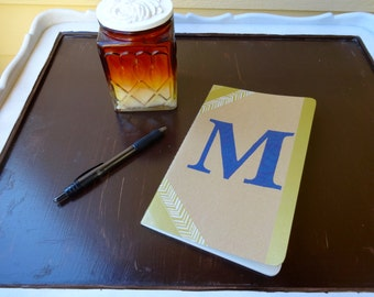 Hand-decorated Moleskine Journal