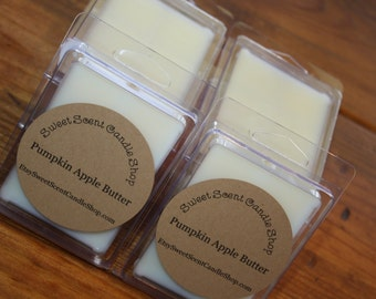 Soy Wax Melt-Clamshell Pack