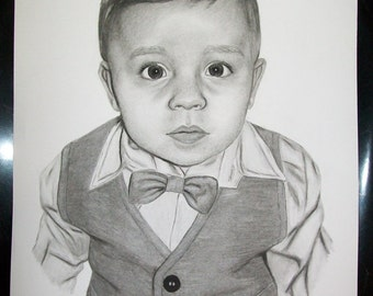 Customized portrait (size A3 - 11.69 x 16.53 inches)