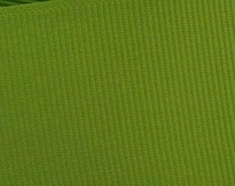Kiwi Green Grosgrain Ribbon     (05-##-S-133)