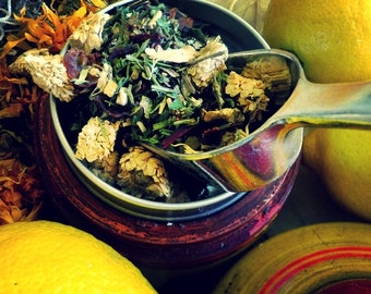 Chrysalis Tea
