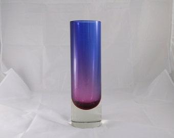 Ombré Glass Vase