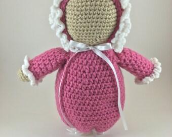 Crochet Amigurumi Baby