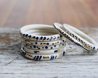 Porcelain Ceramic Bangle
