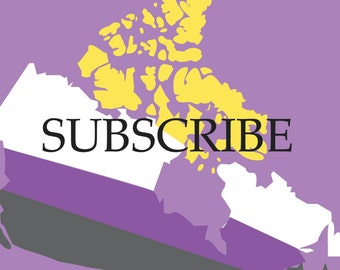SUBSCRIPTION - 1 Year of ENBY Magazine