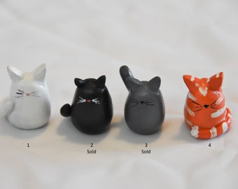 Custom Cat Totems