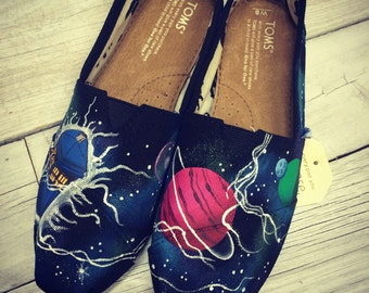 Dr. Who Painted TOMS