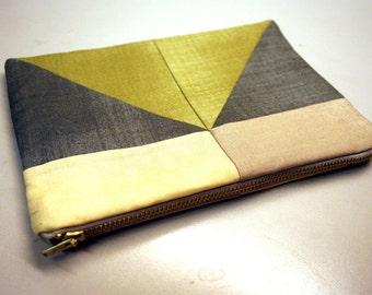 Purse Geometric Design Small