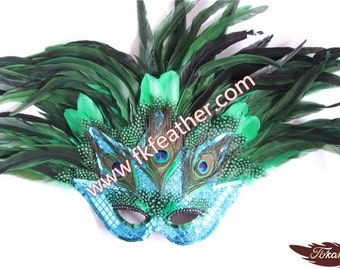 Feather Mask - 02
