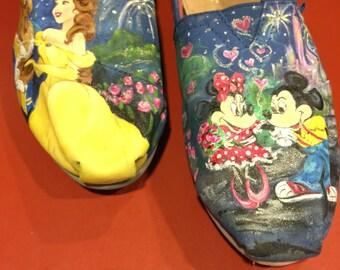 Custom Disney Shoes