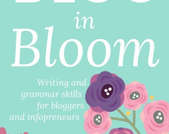 Blog in Bloom - printed workbook