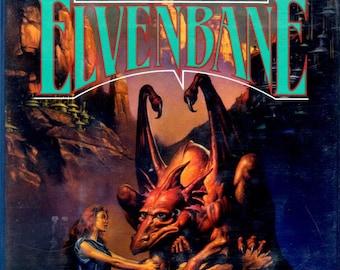 Elvenbane - Andre Norton - MINT - HC DJ - Fantasy.