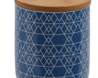 coloured canisters available for favourite fragrant soy candles