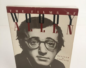 The Films of Woody Allen by Douglas Brode