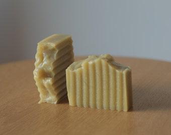 Emma Soap - Peppermint, Cedar & Patchouli + French Green Clay