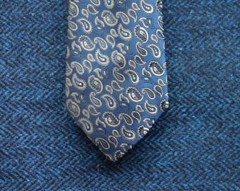 Vintage Burton Paisley Tie