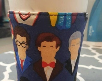 Doctor Who Reversible Corset Cup Cozy