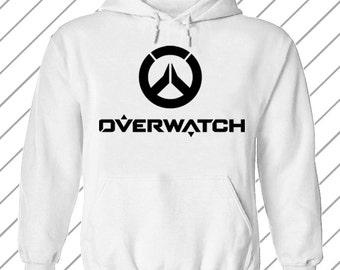 Overwatch Pullover Hoodie