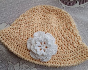 Toddler Summer Sun Hat