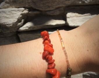 Desert Fire Bracelet