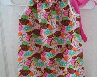 Cupcake dress 2t/3t